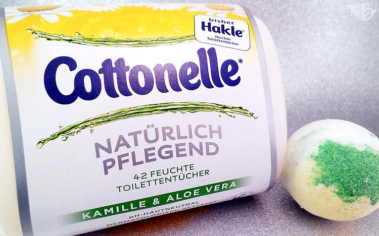 Cottonelle feuchtes Toilettenpapier