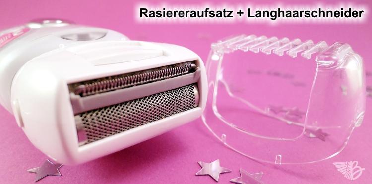 Panasonic 7 in 1 Nass- und Trockenepilierer ES-ED94
