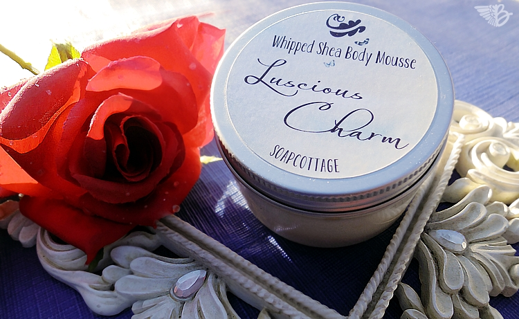 SoapCottage - Whipped Shea Body Mousse