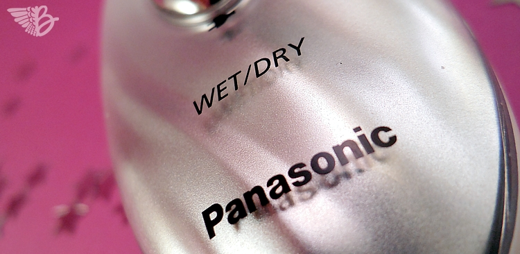 Panasonic 7 in 1 Nass- und Trockenepilierer ES-ED94 wet-dry