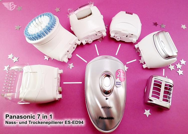Panasonic ES-ED94 Epilierer