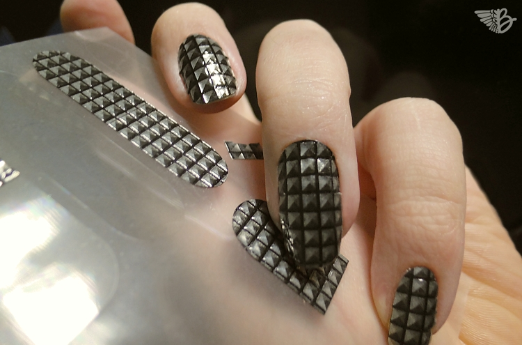 Sephora 3D Graphic Nails