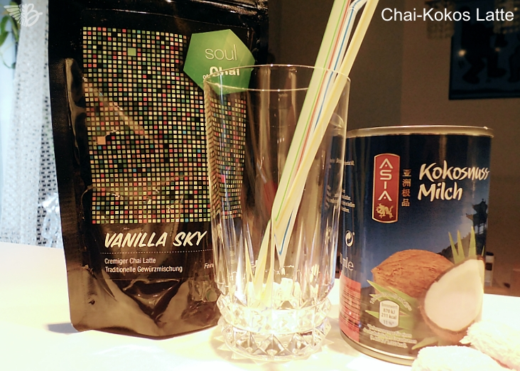 Soul of Chai Latte - Vanilla Sky