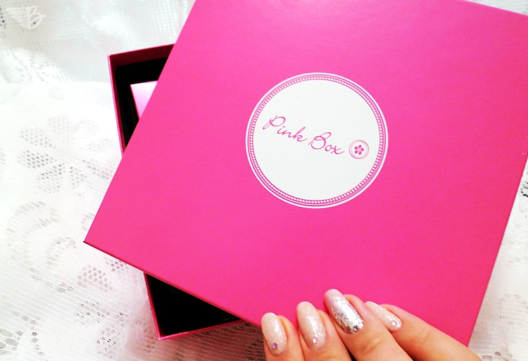 Pinkbox August 2014