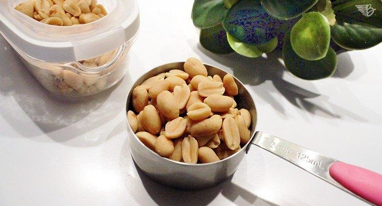 rezept schoko erdnusstraum powerriegel clean eating snack f r zwischendurch. Black Bedroom Furniture Sets. Home Design Ideas