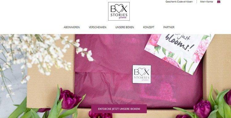 gofeminin BOX STORIES