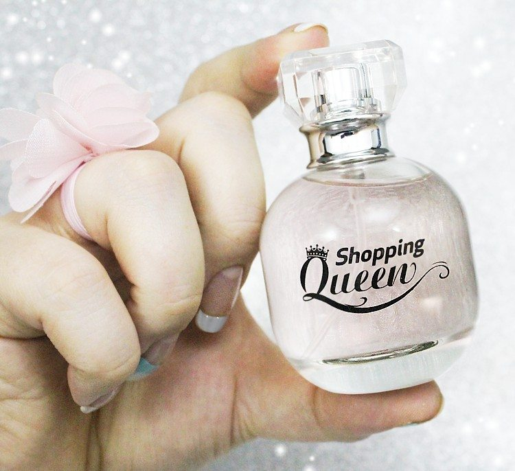 shopping queen- parfum
