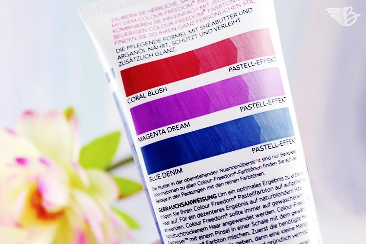 colorfreedom farben ombre
