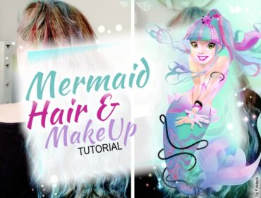 diy mermaid hair tutorial ombre look-teaserbild