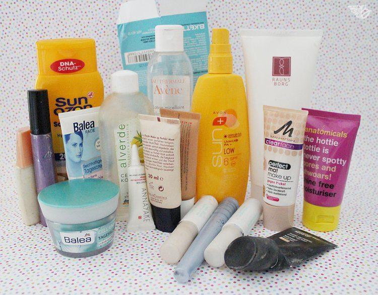 kosmetikmüll richtig entsorgen