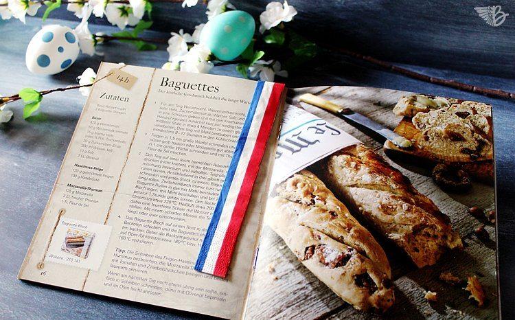 Backen mit Birkmann rezept-baguettes