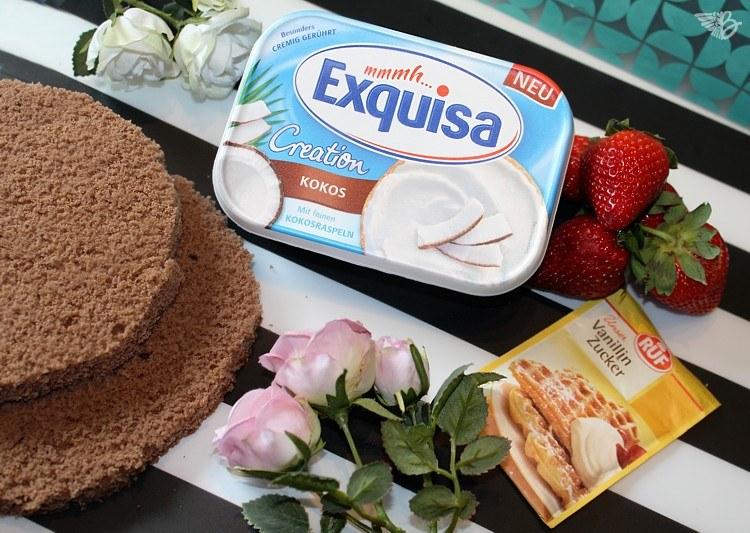 Exquisa Kokos Frischkäse
