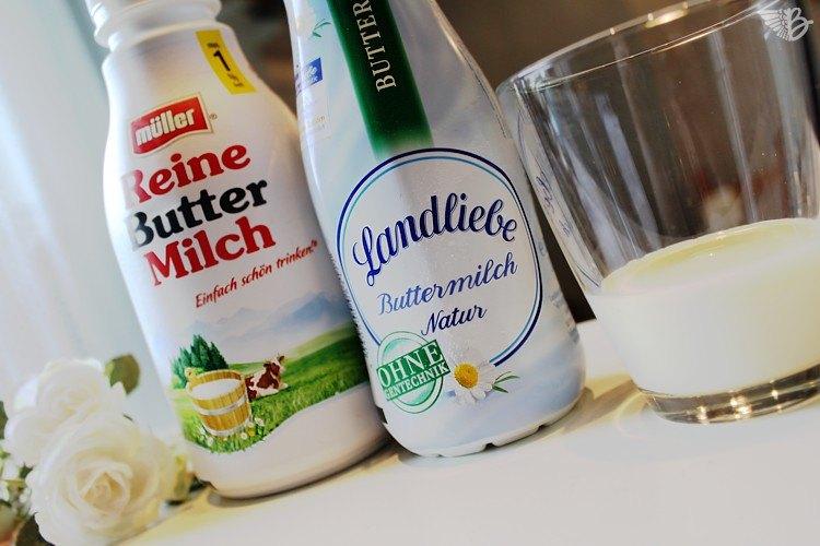 buttermilch landliebe vs. müller-vergleich