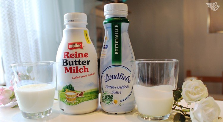 landliebe buttermilch vergleich