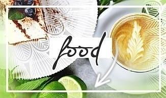 Food blog - Rezepte, Getränke, Leckereien