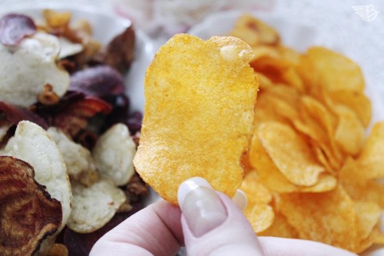 fettige und ungesunde-chips