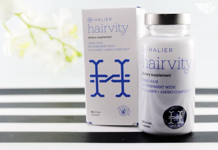 tabletten wirkstoffe halier hairvity Kapseln Verpackung