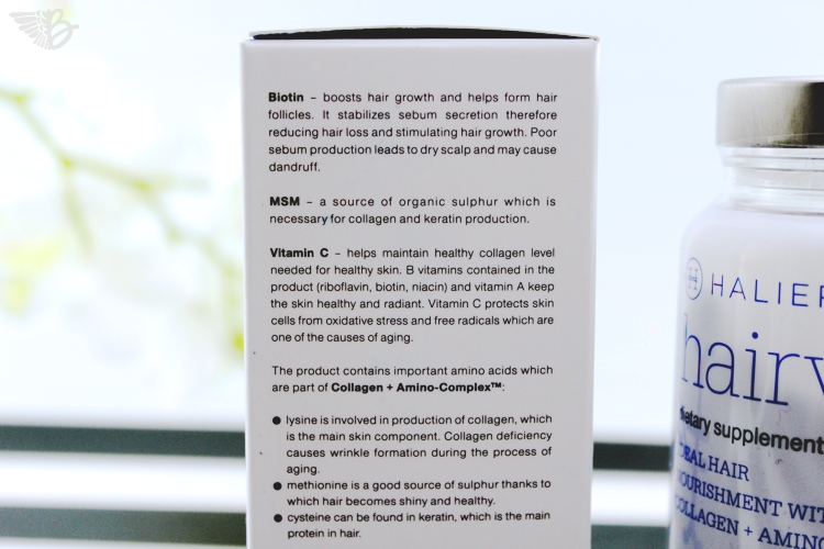 tabletten wirkstoffe halier hairvity Kapseln