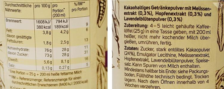 inhaltsstoffe-kalorien