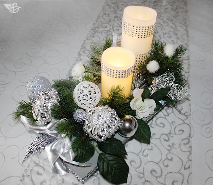 weihnachten-tischdeko-mit-ledkerzen.