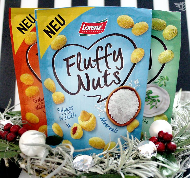 Fluffy Nuts