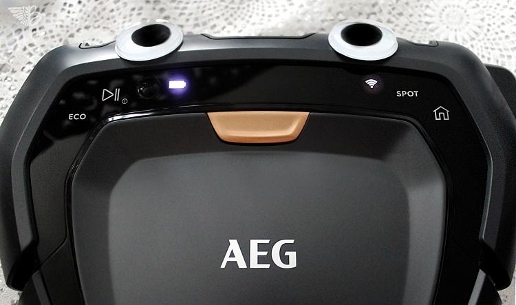 AEG RX9 Staubsaugerroboter