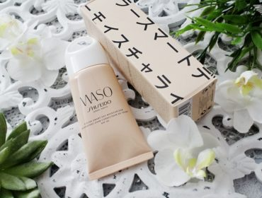 SHISEIDO WASO Color Smart Day Moisturizer beautyblog flaconi