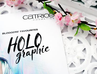 Holographic MakeUp Produkte aus der CATRICE Bloggers` Favourites Box