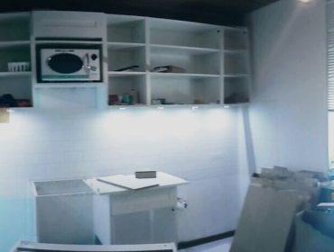 Küchenrenovierung