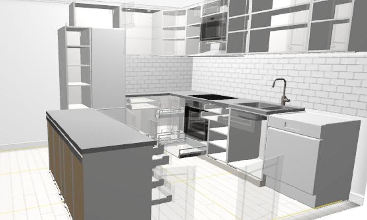 küchenzeile-planung
