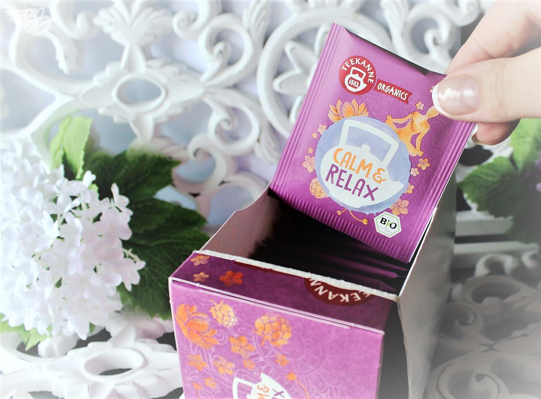 Teekanne Organics calm-relax