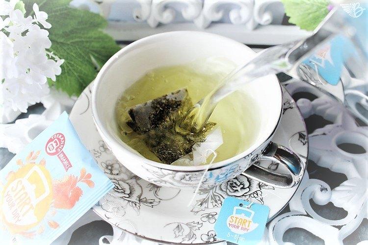 Teekanne Organics startyourday-aufgebrüht