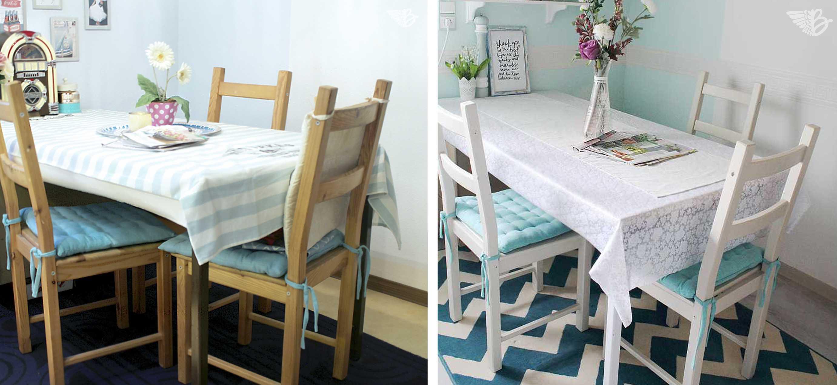 Roomtour durch meine neue Küche - Vorher-Nachher Fotos und DIY Ideen