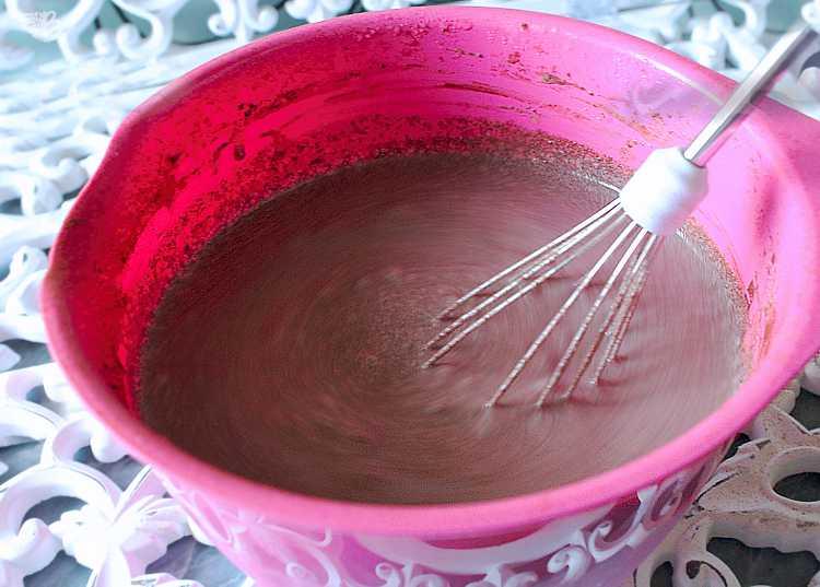 eismasse-schokoladen erdnuss eis