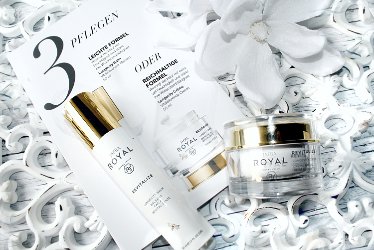 pflegen-JAFRA ROYAL Revitalize geleeroyale