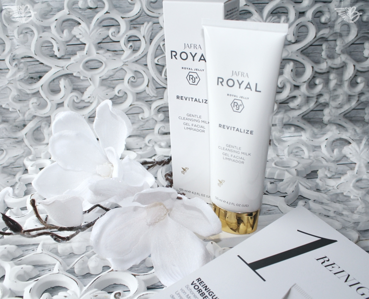 reinigen-JAFRA ROYAL Revitalize Pflege