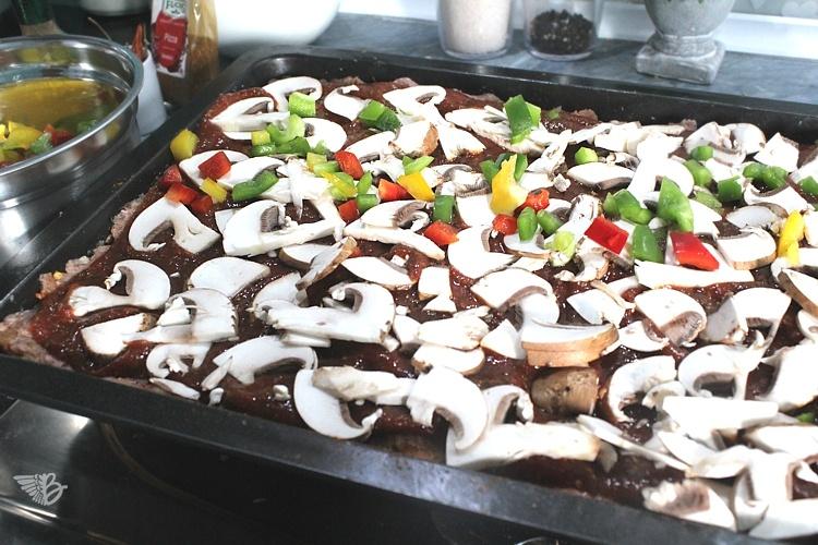 pizzabelegen