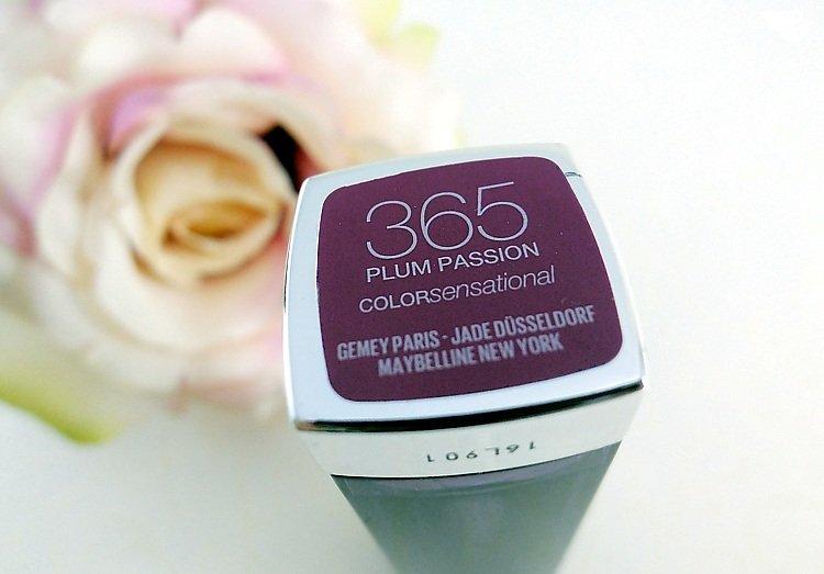 365 lipstick