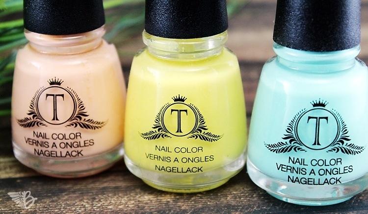 Trosani Pastell Spezial nagellacke