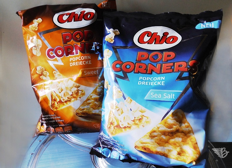 Chio PopCorners Sweet und Sea Salt