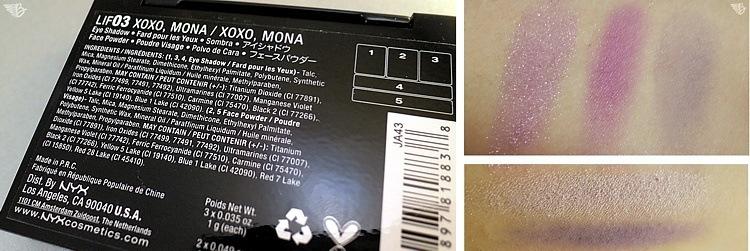 XOXO-Mona