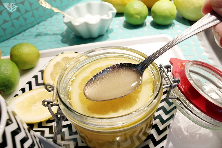 Zitronensüsse