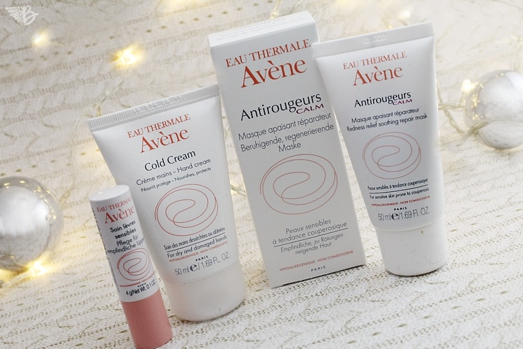 all avene trockene Haut im Winter