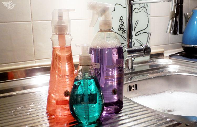 method Reinigungsmittel