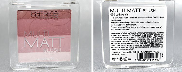 catrice multimattblush 020lavender