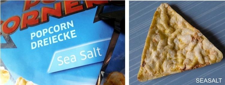 Chio PopCorners Sweet und Sea Salt