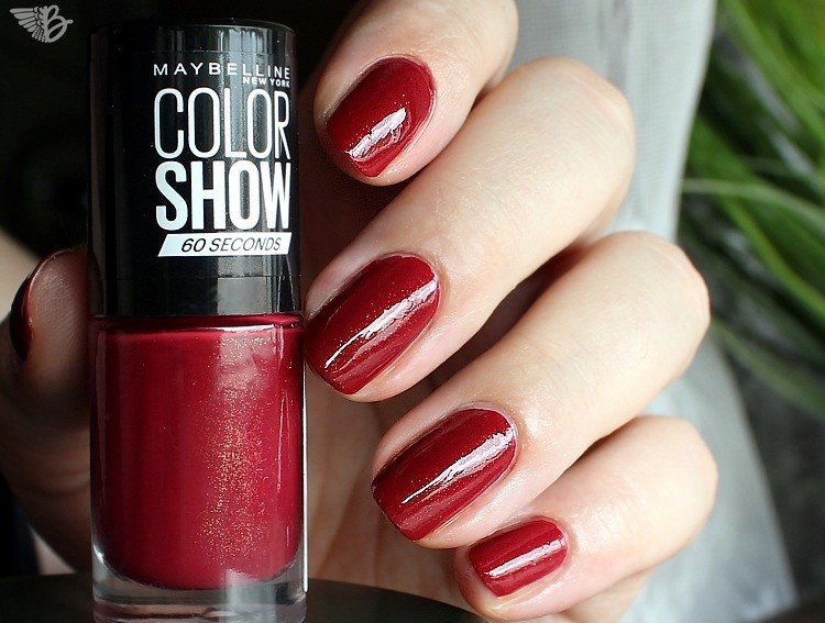 Maybelline Color Show Sweet and Spicy