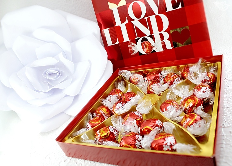 love lindor editionpräsent