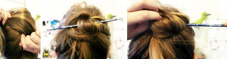 essstäbchen-haarstab