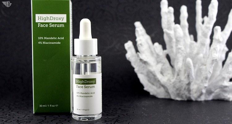 exfolierendes serum highdroxy